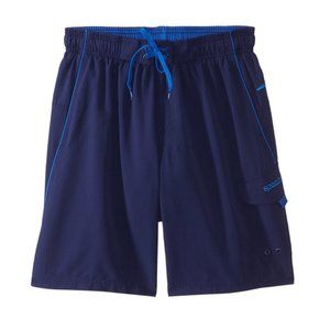 Speedo Marina Volley Knee Length Swim Trunks Short
